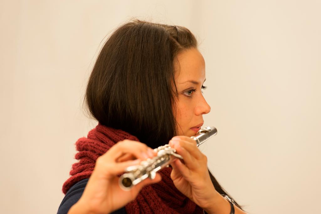 Behandlung von Musikern
